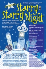 2013 Starry Starry NightPoster