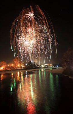 Starry Starry Night Fireworks
